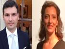 Rosa Domina e Fabio Mele