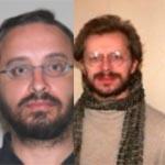 Alberto Calabri e Damiano Foschi