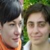 Cristina Sissa e Francesca Terenziani