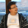 Michael Lodi e i mentor di CoderDojo Bologna