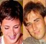 Beatrice Giambastiani e Nicolas Greggio
